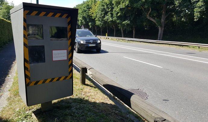 Stop à l'intox: les radars peuvent flasher dès 1km/h de trop!