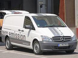 Utilitaire électrique : le Mercedes Vito E-CELL testé en Allemagne en conditions réelles