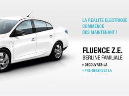 Green Awards 2010 de What car? : l'Alliance Renault-Nissan a décroché le Prix spécial