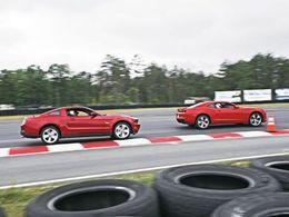 Ventes : la Chevrolet Camaro pousse la Ford Mustang vers la sortie