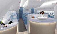 Airbus A350 : un intérieur pensé par BMW