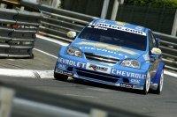 WTCC à Brands Hatch: Menu s'adjuge la première manche.
