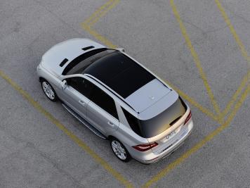 Futur Mercedes GLS: il visera le BMW X6!