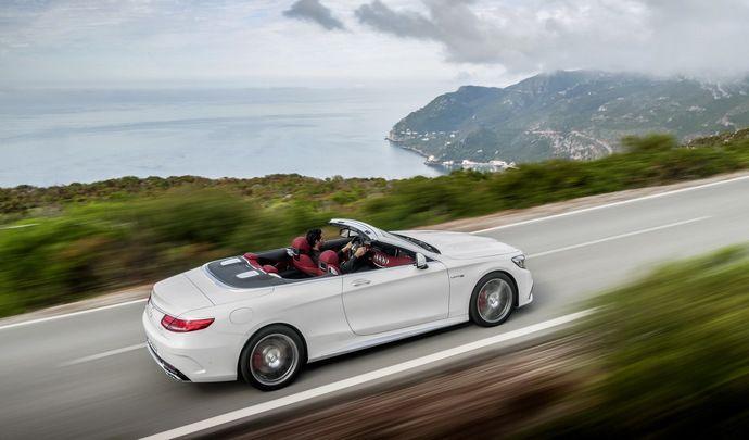 Mercedes : les SLC, Classe S coupé et cabriolet pourraient être supprimées