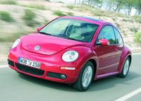Volkswagen New Beetle Coast :  la fin d'une icone?