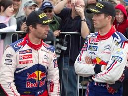 Et si Sébastien Loeb acceptait de défier Ogier en 2012  dans une autre équipe ?