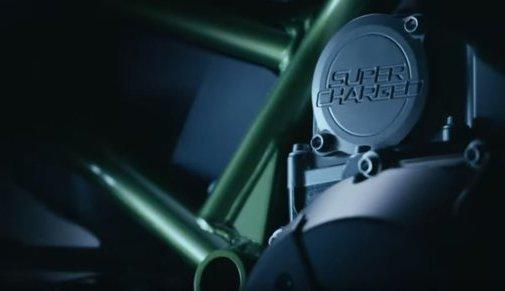La nouvelle Kawasaki Z suralimentée sera présentée le 23octobre