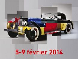 Rétromobile (5 - 9 février 2014) - Demandez le programme