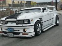 Saucisse du vendredi : Chevrolet Pick-up UFO