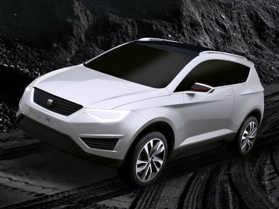 Futur Seat SUV: le feu vert accordé
