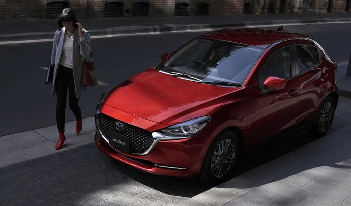 Mazda 2 : nouveauté microhybride sous le capot