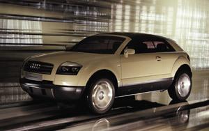 Futur Audi Q3 : inspiré du concept Steppenwolf