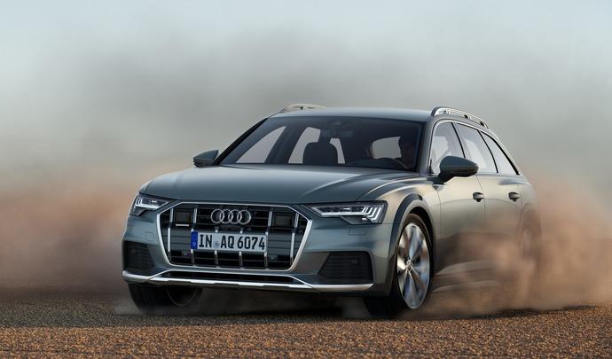 Nouvelle Audi A6 Allroad : à partir de 64 960 €