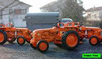 Miniature : Tracteur Renault D22