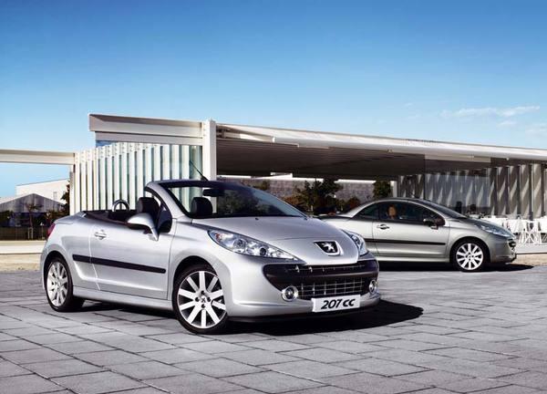 Peugeot 207 CC : succession garantie