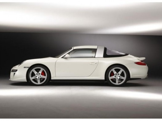 La Porsche 911 Targa bientôt de retour?