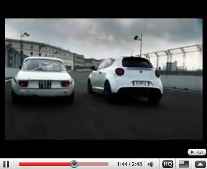 Vidéo : l'Alfa Roméo MiTo GTA cherche ses racines