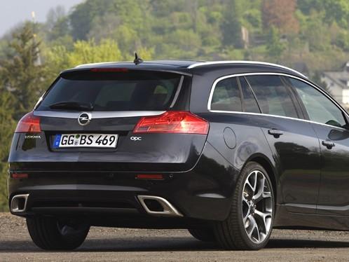 Opel envisagerait un crossover sur la base de l'Insignia