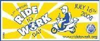 FIM : journée mondial du travail à moto