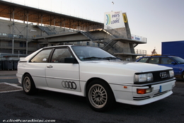 Photos du jour : Audi Quattro