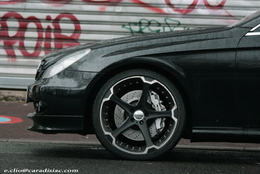 Photos du jour : Mercedes CLS Brabus