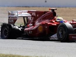 Felipe Massa contre le mauvais sort