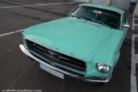 Photos du jour : Ford Mustang 1967