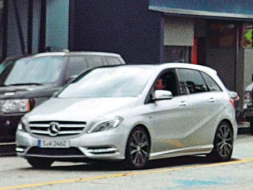 Future Mercedes Classe B : voilà les autres faces