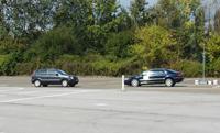 Intersections : les voitures communiquantes