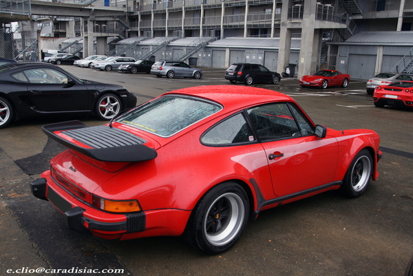Photos Du Jour Porsche 930 Turbo Kremer