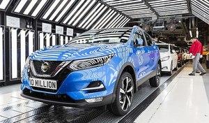 Brexit : Nissan pourrait arrêter la production de ses SUV en Angleterre