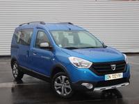 Essai - Dacia Dokker Stepway : le port de l'angoisse