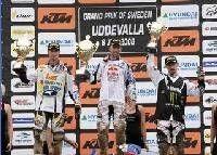 Mx1 à Uddevalla : Steve Ramon aux avant-postes