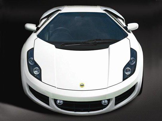 Un concept-car pour la prochaine supercar Lotus au salon de Paris