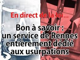 En direct de la loi - Usurpation de plaques : Rennes répond en direct !