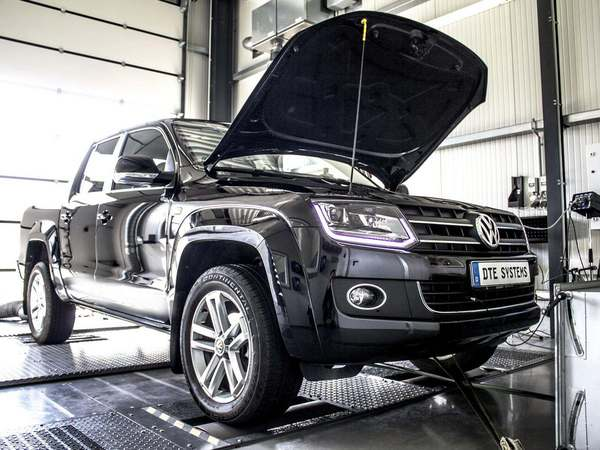 dte systems ajoute 30 chevaux au volkswagen amarok. Black Bedroom Furniture Sets. Home Design Ideas