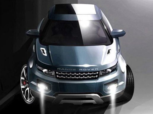 Bientôt un Range Rover Evoque XL?