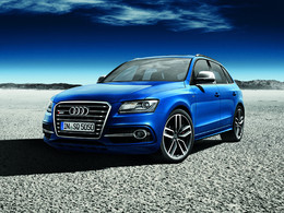 Mondial de Paris 2012 - Audi SQ5 TDI exclusive concept
