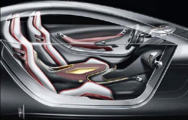 Aston Martin One-77 : petites fuites ... d'infos