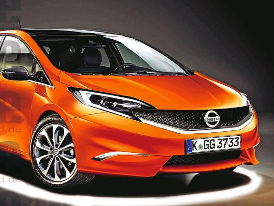Future Nissan Almera: Nissan veut battre la VW Golf!