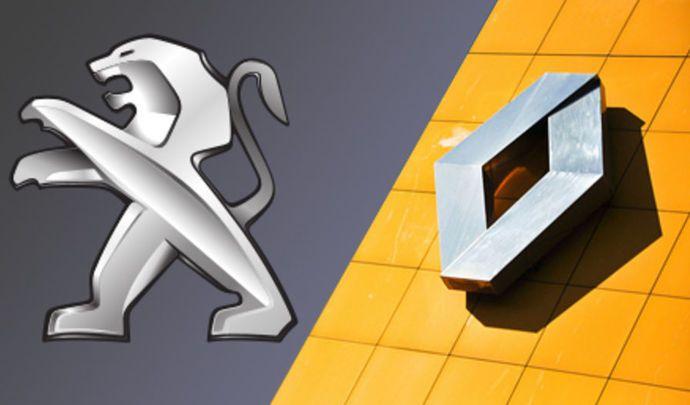 Chine: objectif deux millions de modèles vendus pour Renault et PSA
