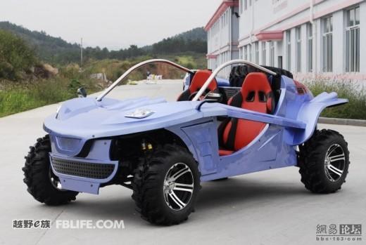 Quand la Chine concrétise le rêve de Peugeot ...