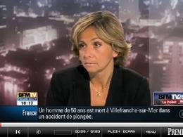 Valérie Pécresse sur BFM TV : «Un radar, ça vous réveille»