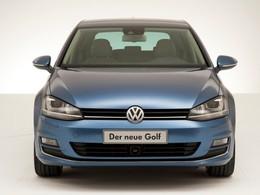 Nouvelle Volkswagen Golf: commercialisée en janvier 2013