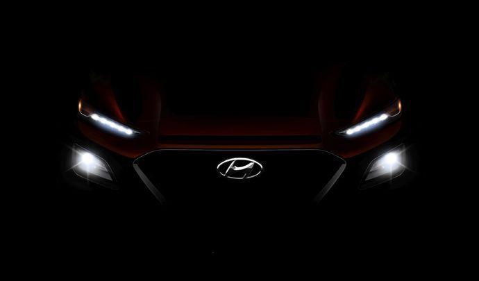Hyundai Kona : nouveau teaser