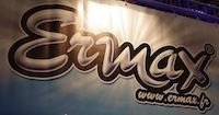 En direct du salon de la moto 2011: Ermax
