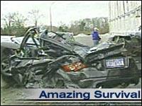 Comment peut-on survivre à un tel accident ?