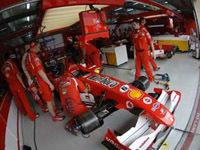 Souffrance interne chez Ferrari
