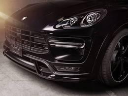Techart, un programme complet pour le Porsche Macan