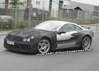 Future Mercedes SL Black Series?